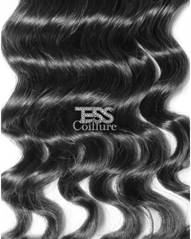 Tissage loose deep wave tesscoiffure