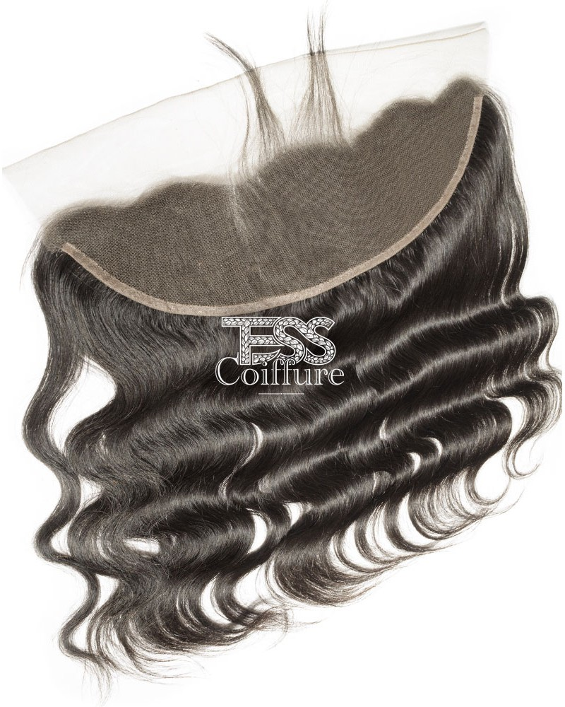 Lace frontal body wave tesscoiffure