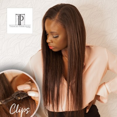 Extensions clips Rajouts