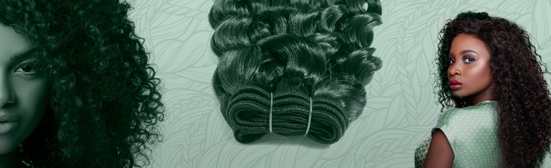 Tissage Curly Wave